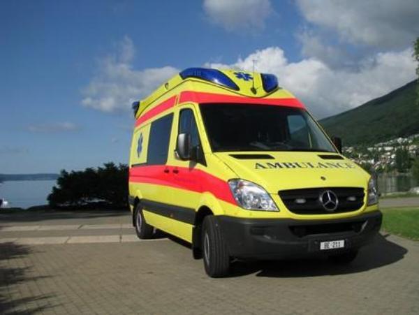 záchranka, sanitka, pohotovost