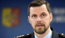 Policejní škatulata: v čele pražských policistů skončí Ptáček, nahradí ho šéf dopraváků Lerch