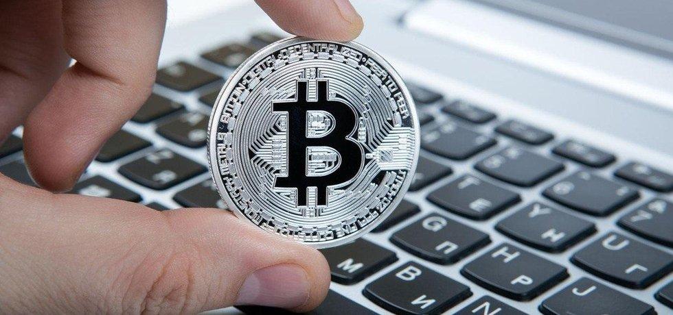 Bitcoin, žhavé zboží, ilustrační foto