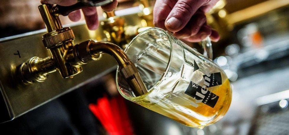 Pivovar Velké Náměstí v Hradci Králové