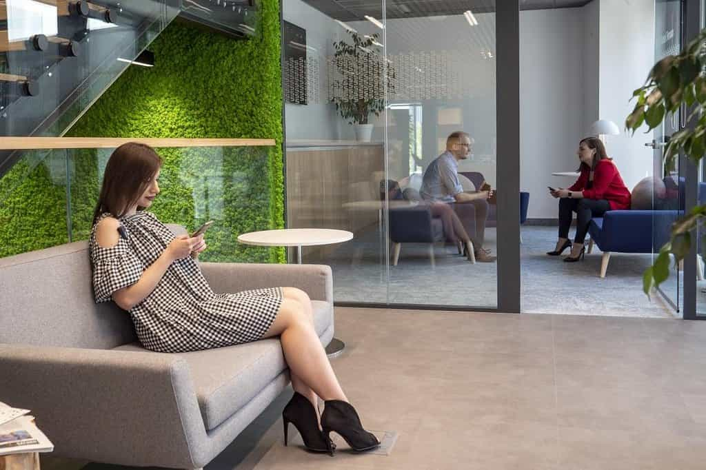 Administrativní budova Spark ve Varšavě patří mezi nejvíce inovativní stavby v Evropě.