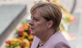 Merkelová varuje před růstem antisemitismu, populismu a rasismu v Německu