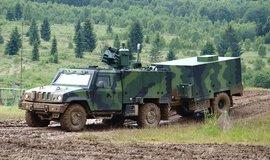 Lehké obrněné vozidlo S-LOV-CBRN