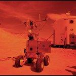Roboti jako nepostradatelný pomocník budoucích osadníků na Marsu