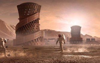 Kolonizace Marsu - ilustrační foto