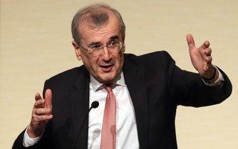 Šéf francouzské centrální banky François Villeroy de Galhau