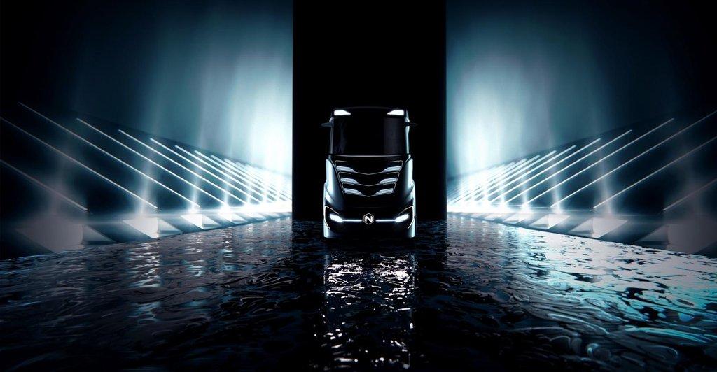 Tahač Tre od firmy Nikola Motor pro evropský trh má mít dojezd až 1200 kilometrů.