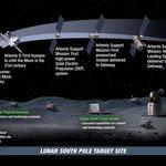 Američané chtějí do roku 2024 přistát na Měsíci s lidskou posádkou