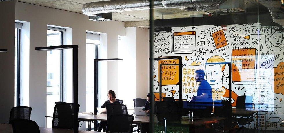 Coworkingové centrum HubHub