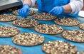 Čokoládová pizza firmy Dr. Oetker, ilustrační foto
