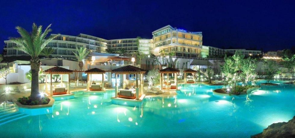 Hotel Amfora na Hvaru patří do portfolia CPI Radovana Vítka