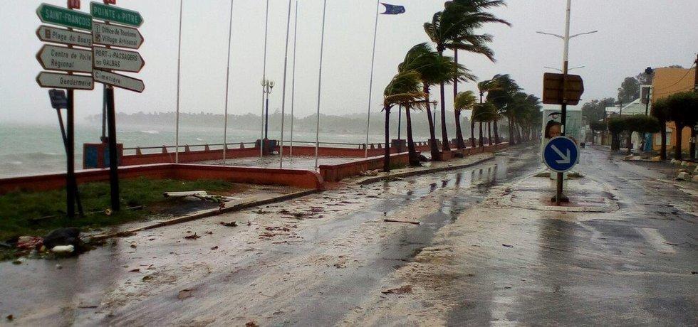 Hurikán Maria si vyžádal 10 obětí