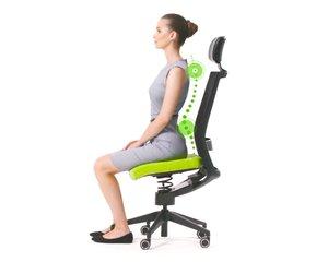 Víte, jak sedět, aby vám práce nezničila zdraví?