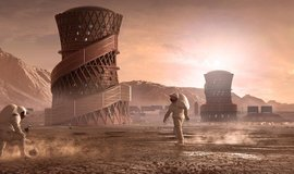 Zákaz styku se Zemí: evoluční biolog popsal rizika kolonizace Marsu