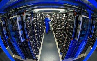Bateriové úložiště, ilustrační foto
