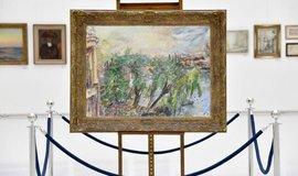 Nový český rekord: Kokoschkův obraz se v aukci prodal za 78,5 milionu korun