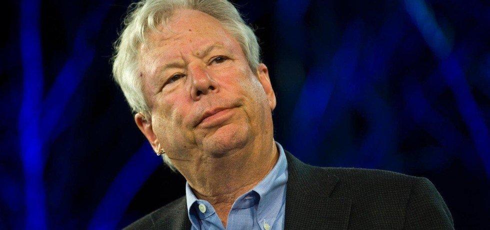 Laureát Nobelovy ceny za ekonomii Richard Thaler