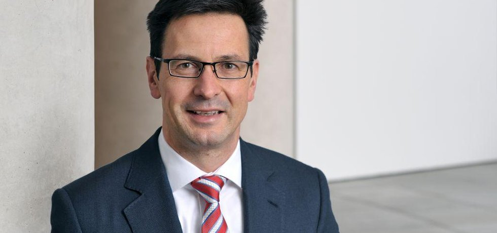 Bernhard Günther, finanční šéf Innogy