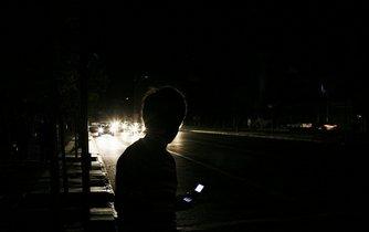 blackout, ilustrační foto