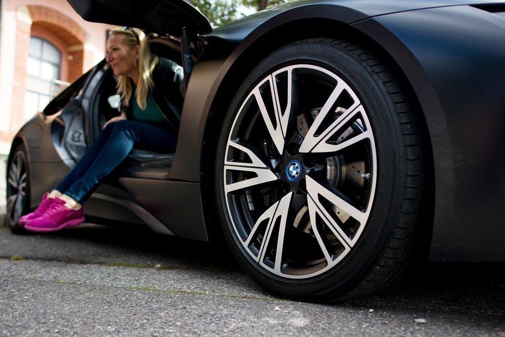 Elektromobil BMW