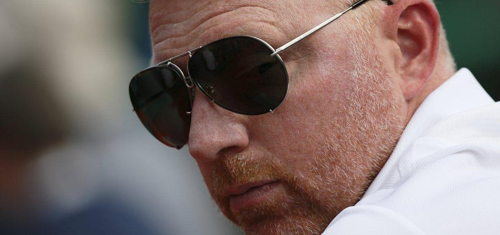 Boris Becker se topí v dluzích.
