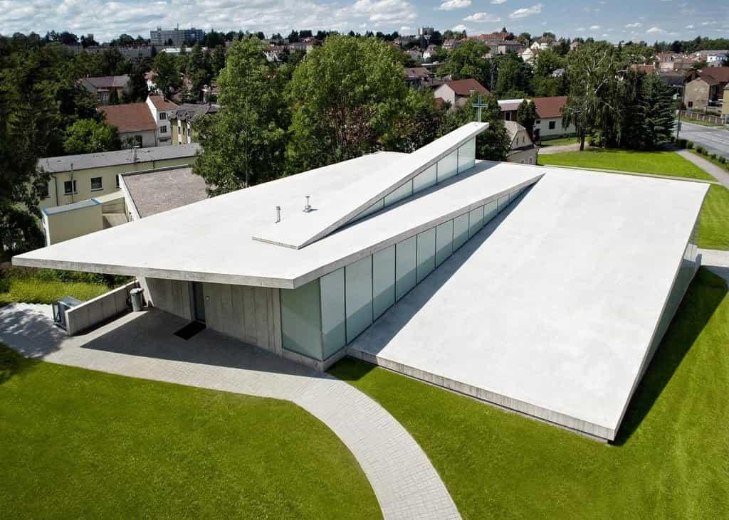 Kostel v Litomyšli