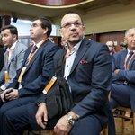 Jaroslav Foldyna mezi delegáty sjezdu