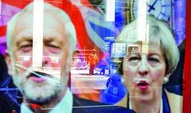 Z britských předčasných voleb se stalo referendum o premiérce Therese Mayové. A nedopadlo pro ni vůbec dobře. Naopak šéf labouristů Jeremy Corbyn pravděpodobně překvapil i sám sebe.