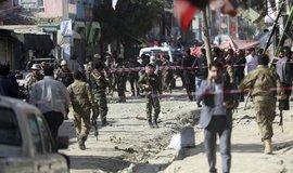 Násilí v ulicích Kábulu, ilustrační foto