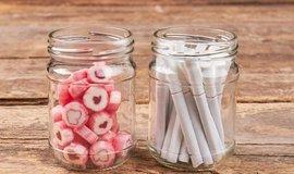 Cukr zvýší závislost na nikotinu, ilustrační foto
