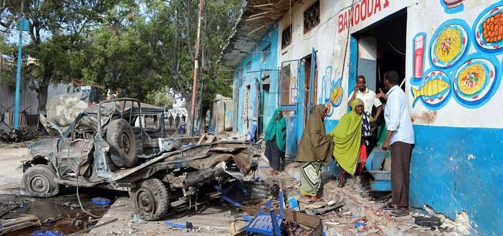 Somálské Mogadišo