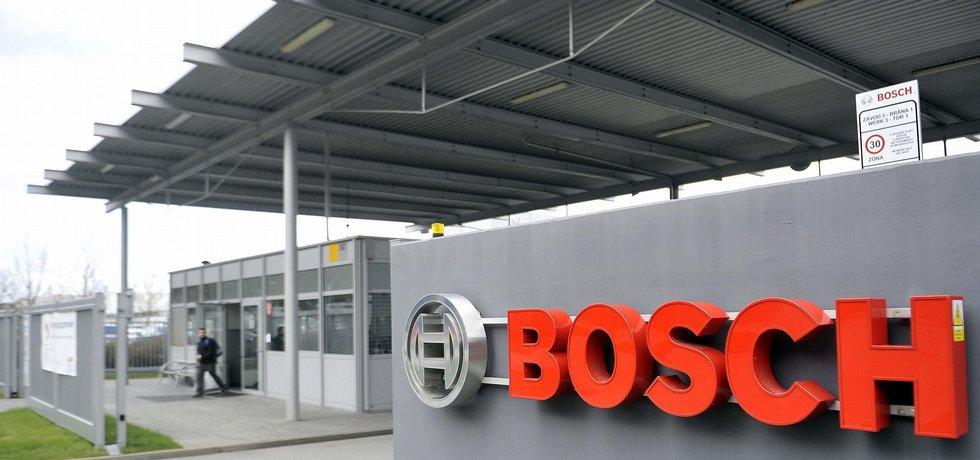 Továrna Bosch v Jihlavě