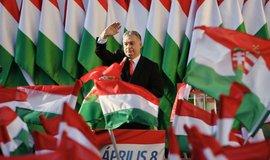 Stávající premiér Viktor Orbán