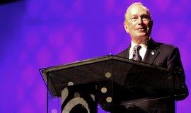 Michael Bloomberg se chce stát prezidentem USA