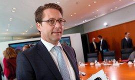 Německý ministry dopravy Andreas Scheuer.