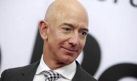 Nejbohatší člověk světa Jeff Bezos