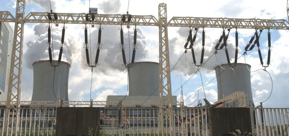 Elektrárna Chvaletice, ilustrační foto