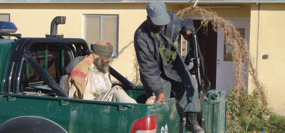 Speciální vojenská operace, při které byl 17. října 2008 dopaden šéf talibánské buňky