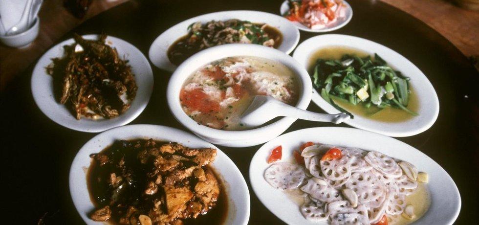 asijská kuchyně (ilustrační foto)