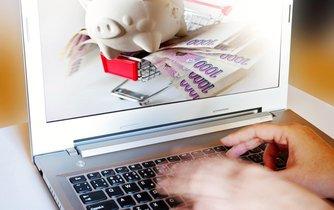 Roste on-line nákup jídla a oblečení, častěji Češi také kupují běžné spotřební zboží.