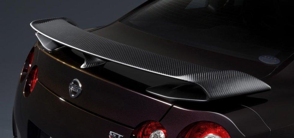 Nissan GT-R limitovaná série Midnight Opal
