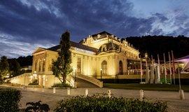 Casino Baden, které vlastní společnost Casinos Austria