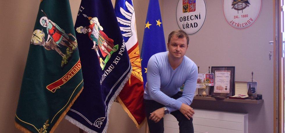 Tomáš Pokorný, majitel firmy Alerion