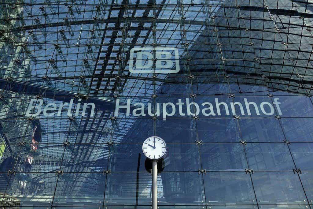 Berlínské hlavní nádraží
