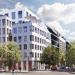 Projekt je primárně rezidenční, do města tak přinese stovky nových bytů.