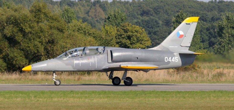 Letoun Albatros L-39