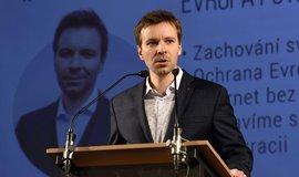 Pirátský lídr pro evropské volby Marcel Kolaja