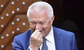 Místopředseda ANO Jaroslav Faltýnek