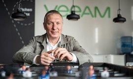 Ratmir Timašev, zakladatel a spolumajitel Veeam Software.