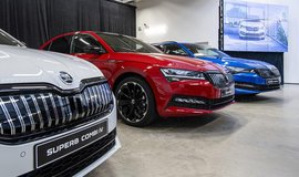 Škoda Auto zahájila sériovou výrobu modelu Superb iV s plug-in hybridním pohonem